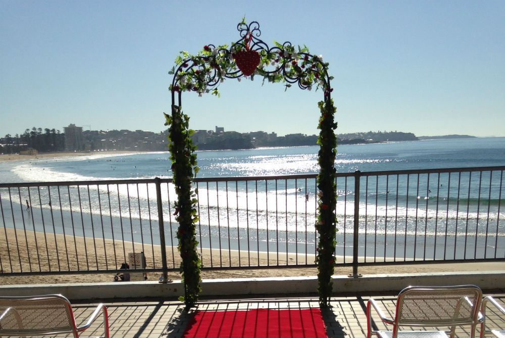 northern beaches catering venue hire