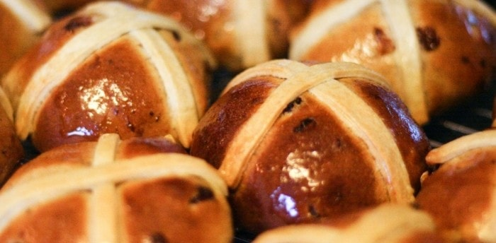 Hot cross bun catering sydney