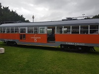Melbourne tram to help in Sydney Chandon S launch
