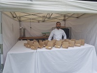 out catering catering chef