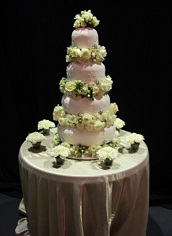 catering wedding cakes