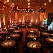 Venue catering paddington town hall