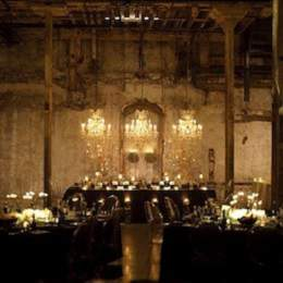 Wedding Catering Sydney - Warehouse Style